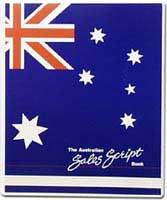 The Australian Sales Script Book