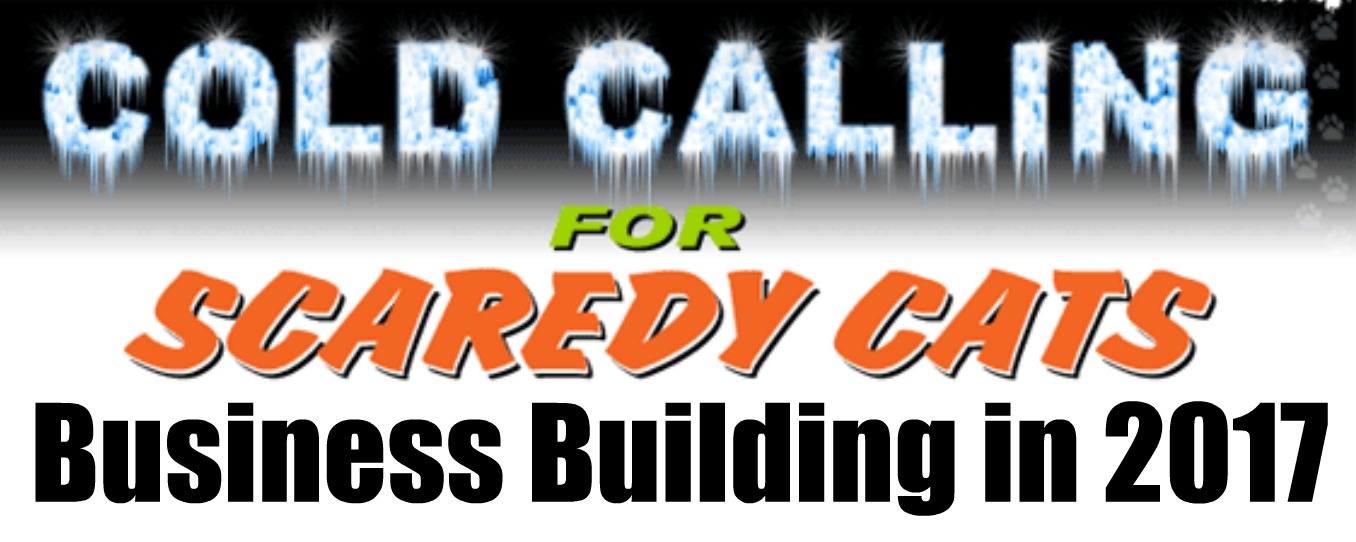 Cold Calling for Scaredy Cats