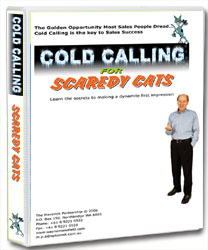 Cold Calling for Scaredy Cats Audio Learning Program